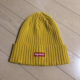 Supreme - supreme ニット帽 ビーニー Overdyed Ribbed Beanie