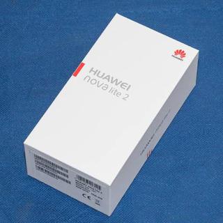 Huawei nova lite2(スマートフォン本体)