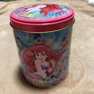 ディズニー(Disney)のアリエル 空き缶(その他)