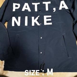 ナイキ(NIKE)のNIKEナイキx pattaパタ COACH jacketコーチジャケットM(ナイロンジャケット)