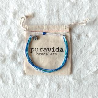 プラヴィダ(Pura Vida)のPura Vida アンクレット B.E.A.C.H. 男女兼用(アンクレット)