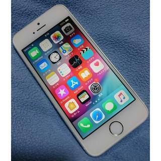 エヌティティドコモ(NTTdocomo)のiPhone5s 32GB docomo 美品❗(スマートフォン本体)