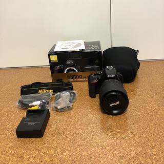 ニコン(Nikon)のNikon ニコン D5500(デジタル一眼)