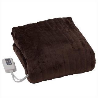 ヤマゼン(山善)の山善 電気毛布 電気掛・敷毛布(188×130cm) YMK-F43P(電気毛布)