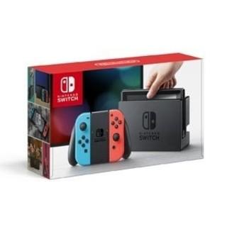 Nintendo Switch - 即日発送新品ニンテンドー スイッチネオンブルー ネオンレッド Switch