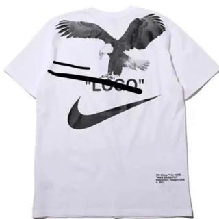 ナイキ(NIKE)のナイキ オフホワイト Tシャツ size S (Tシャツ/カットソー(半袖/袖なし))
