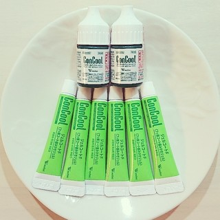 虫歯・歯周病に効果的 ジェルコートF×6 コンクールF×2 お試し トライアル(歯磨き粉)