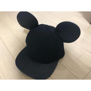ディズニー(Disney)のH&M☆ミッキーキャップ(キャップ)