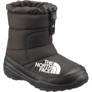 ザノースフェイス(THE NORTH FACE)のザ・ノースフェイス ヌプシブーティー ブラック×ブラック 17センチ(ブーツ)