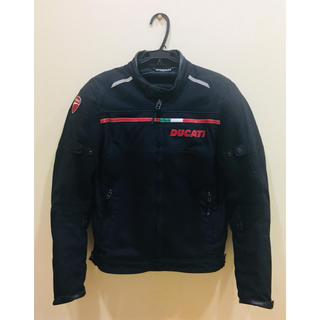 ドゥカティ(Ducati)のドゥカティ メッシュジャケット Flow Fabric Jacket(ブルゾン)