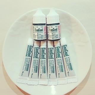 歯ぐきトラブルに効果的 リペリオ ×6本 コンクールF ×2本 お試し(歯磨き粉)