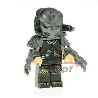 レゴ(Lego)のレゴ互換 ミニフィグ プレデター 購入申請不要 即購入可(知育玩具)