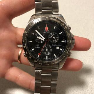 スイスミリタリー(SWISS MILITARY)のSWISS MILITARY 腕時計 箱なし(腕時計(デジタル))