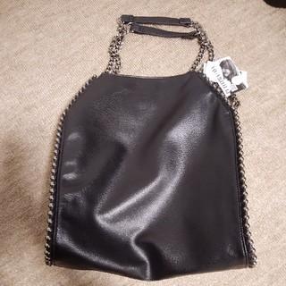 プチプラのあや チェーンバッグ 黒 しまむら 完売品