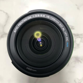 ペンタックス(PENTAX)のPENTAX18-135mm f3.5-5.6 SMC AL[IF] DC WR(レンズ(ズーム))