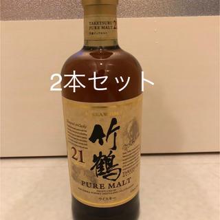 ニッカウイスキー(ニッカウヰスキー)の竹鶴21年(ウイスキー)