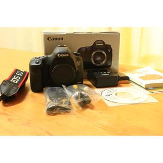 キヤノン(Canon)のCanon 5D mark III シャッター回数2000回未満‼︎ほぼ新品(デジタル一眼)