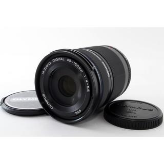 オリンパス(OLYMPUS)の★新品未使用品★OLYMPUS 40-150mm★ブラック(レンズ(ズーム))