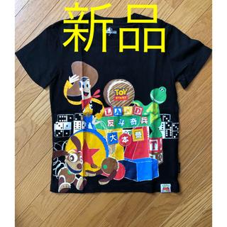 ディズニー(Disney)の【新品】香港 ディズニーランド 限定 Tシャツ S(Tシャツ(半袖/袖なし))