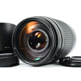 ニコン(Nikon)の✨ド迫力大望遠300mm✨NIKON AF 70-300mm 4-5.6G(レンズ(ズーム))