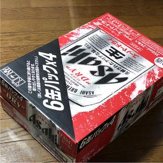 アサヒ(アサヒ)のアサヒビール☆スーパードライ2箱(ビール)