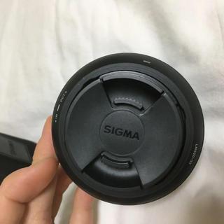 シグマ(SIGMA)のシグマ ミラーレス単焦点レンズ SIGMA(レンズ(単焦点))