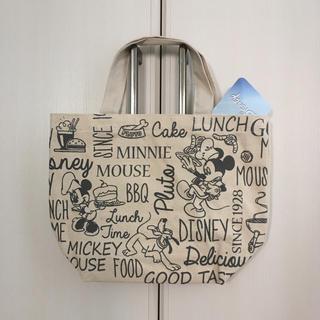 ディズニー(Disney)の新品  ディズニー ミッキー & ミニー ランチトート(弁当用品)