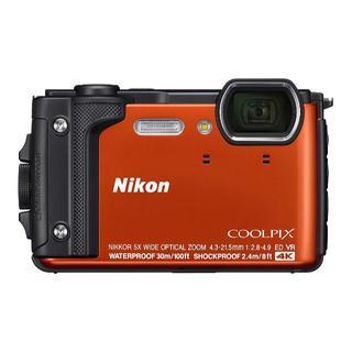 ニコン(Nikon)のNikon デジカメ COOLPIX W300 OR クールピクス オレンジ(デジタル一眼)