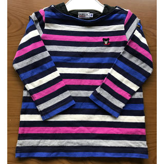 ダブルビー(DOUBLE.B)のダブルB ロング Tシャツ 90 ミキハウス(Tシャツ/カットソー)