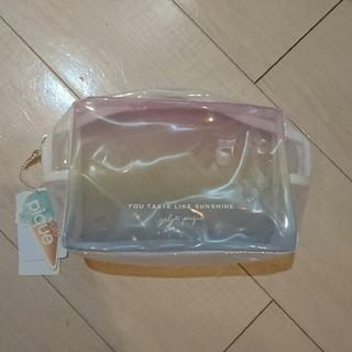 gelato pique - ☆未使用 gelato pique ポーチ☆