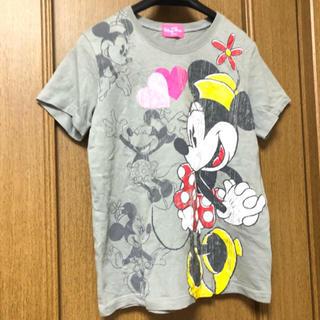 ディズニー(Disney)のミニーマウス tシャツ(Tシャツ(半袖/袖なし))