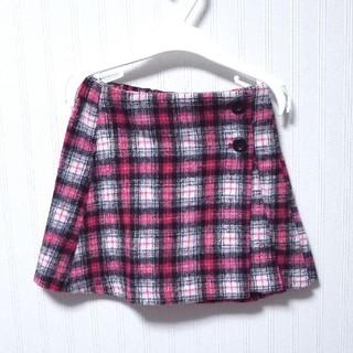 ブリーズ(BREEZE)のBREEZE♥️100㎝ スカート ラップスカート 新品 女の子(スカート)