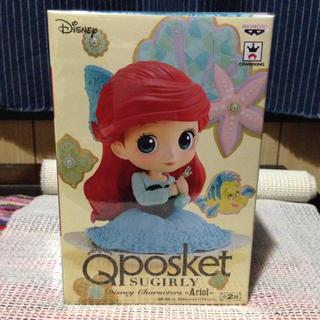 ディズニー(Disney)のディズニー【Qposket/アリエル/パステルカラー】箱なし(アメコミ)