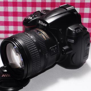 ニコン(Nikon)の⭐️相棒と出掛けよう⭐️Nikon D5000 レンズキット・安心保証・豪華付属(デジタル一眼)
