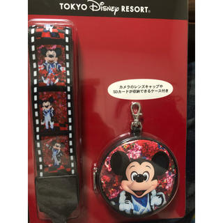 ディズニー(Disney)のイマジニングザマジック カメラストラップ(ストラップ/イヤホンジャック)