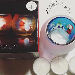 新品 ❁ クリスマスキャンドル(キャンドル)