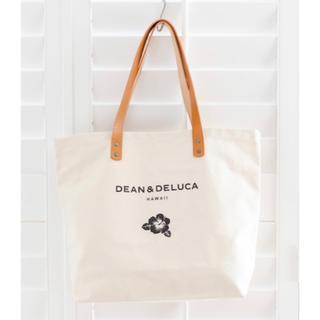 ディーンアンドデルーカ(DEAN & DELUCA)の新品 最新 ハワイ DEAN&DELUCA 限定 トート リッツカールトン レア(トートバッグ)