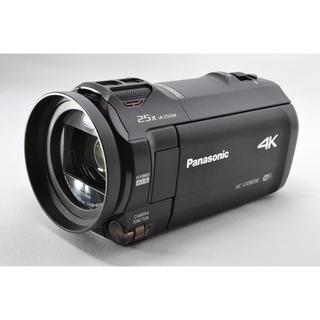 パナソニック(Panasonic)の❤️極上美品❤️Panasonic HC-VX985M ブラック❤️(ビデオカメラ)