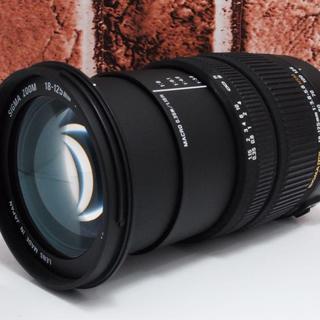 ★これ一本で★SIGMA 18-125 mm DC HSM (レンズ(ズーム))