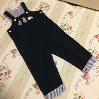 ファミリア オーバーオール ミキハウス スーツ(ドレス/フォーマル)
