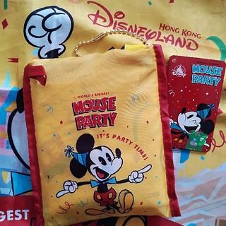 ディズニー(Disney)の香港ディズニー★ミッキー★エコバッグ★ミッキー 90周年(エコバッグ)