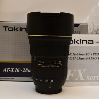 ケンコー(Kenko)の★ TOKINA/AT-X 16-28 F2.8 PRO FX ニコン★(レンズ(ズーム))