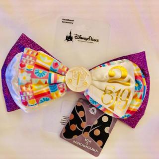 Disney - 新品イッツアスモールワールド リボン