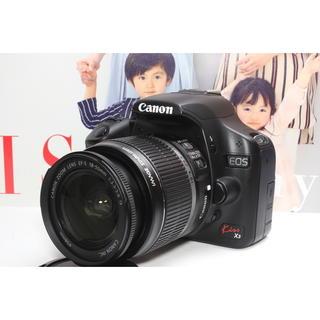 キヤノン(Canon)の❤️動画も撮れるKiss❤️Canon EOS Kiss X3 レンズキット(デジタル一眼)