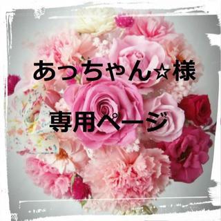 あっちゃん☆様 専用ページ(ファッション雑貨)