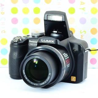パナソニック(Panasonic)の✨スマホへGO✨広範囲撮影✨Panasonic LUMIX DMC-FZ18(コンパクトデジタルカメラ)