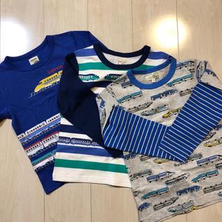 マザウェイズ(motherways)のトップス  3枚セット 新品未使用(Tシャツ/カットソー)