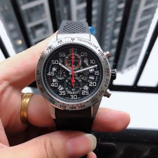 タグホイヤー(TAG Heuer)のタグホイヤー TAG HeUER メンズファッション腕時計 ラバーベルト(ラバーベルト)