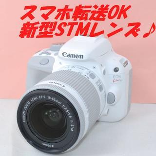 キヤノン(Canon)の★スマホに転送&動画も快適 超高画質♪★CANON EOS KISS X7(デジタル一眼)