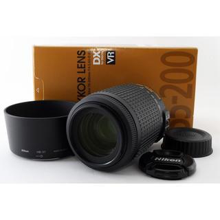 ニコン(Nikon)の★手振れ補正★便利ズーム★Nikon AF-S 55-200mm VR(レンズ(ズーム))